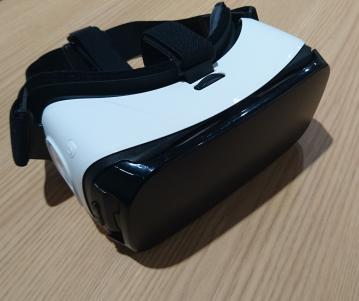スマホでVR:Galaxy Gear